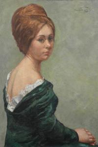 Portrait �tat apr�s restauration